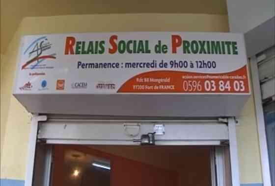 Inauguration du Relais Social de Proximité de Langellier-Bellevue
